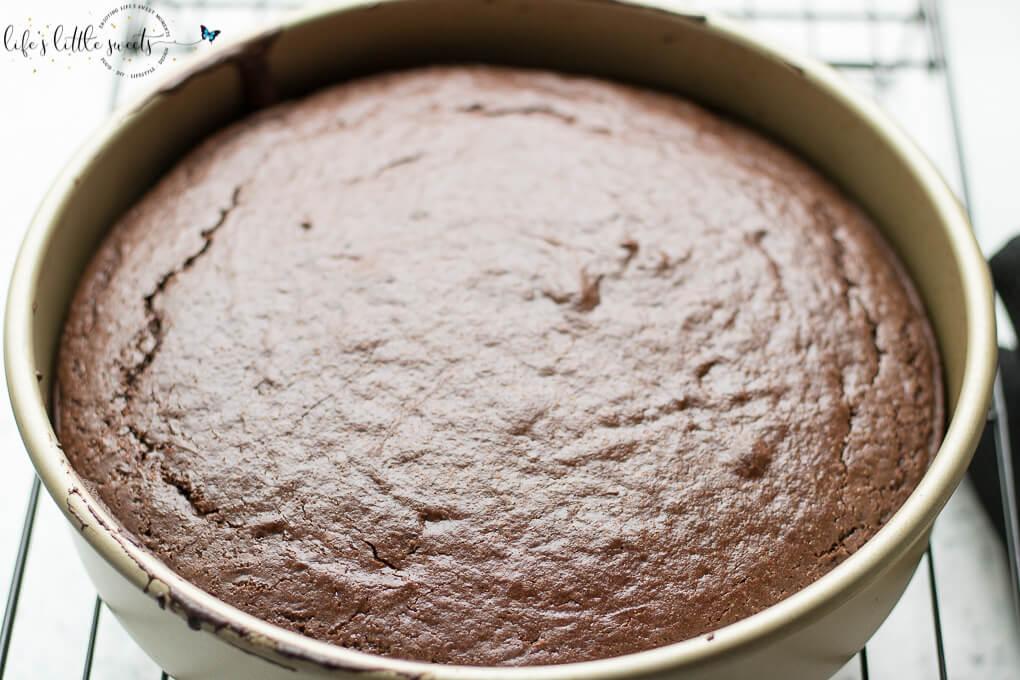 Gluten-Free Mocha Cake