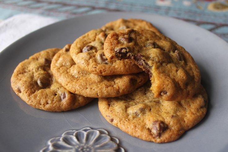 Food + Memory:  Chocolate Chip Cookies