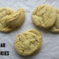 Lil' Sugar Cookies