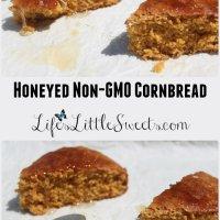 Honeyed Non-GMO Cornbread