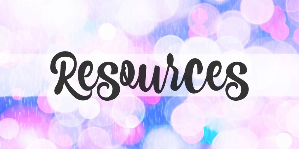 Resources | Life's Little Sweets