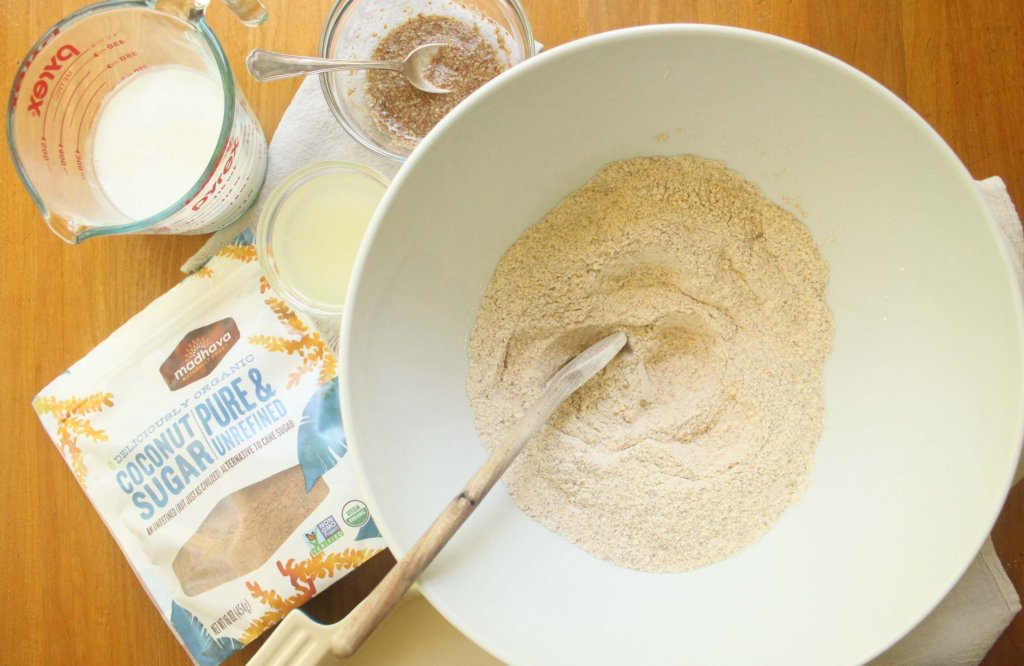 naturally sweet cornbread mix dry ingredients