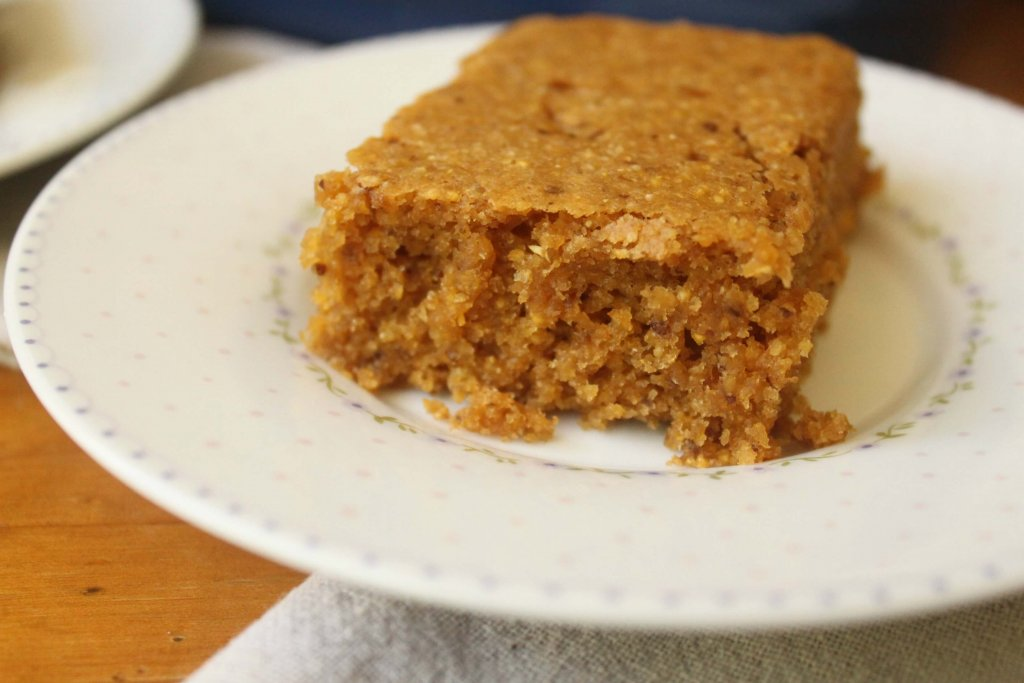 naturally sweet cornbread texture
