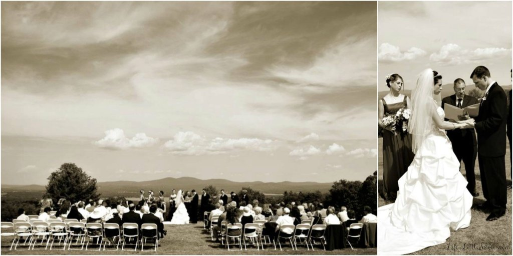 steele hill Wedding photos 2011