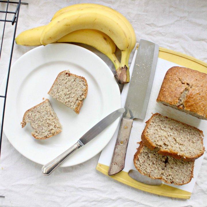 Banana Bread (V)