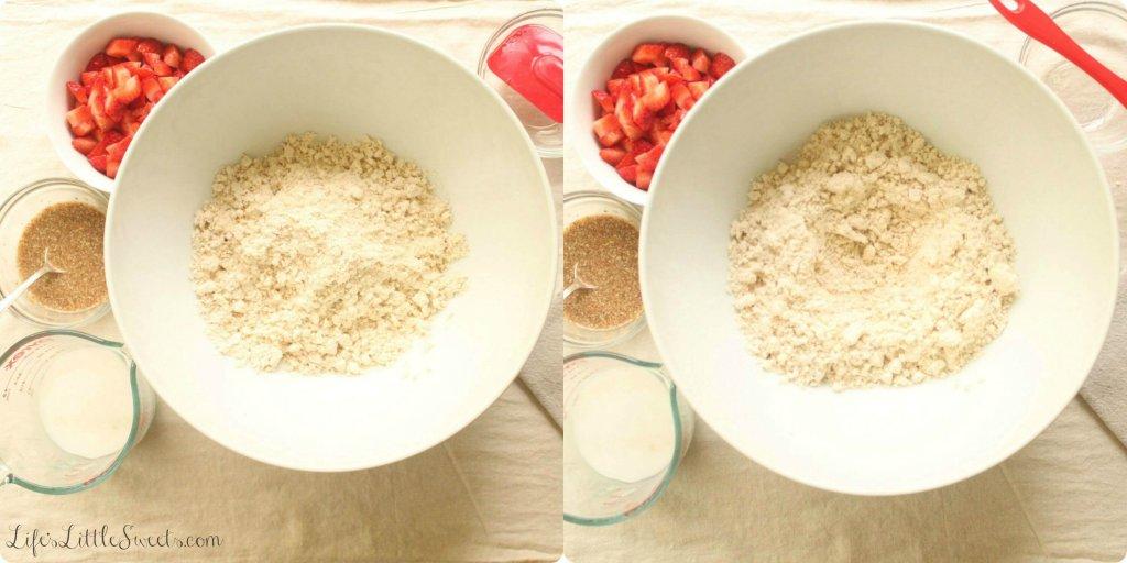 how to make soft strawberry scones 2 views