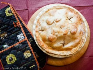 Autumn Harvest Apple Pie Recipe