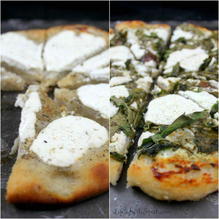 5-Ingredient White Pizza