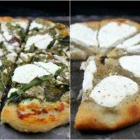 Homemade 5-Ingredient White Pizza