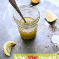 Lemon Dijon Dressing