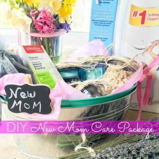 "Mother's Day Alert! Looking for gift ideas for a ""New Mom"" in your life? Look no further! She's already had the baby shower and the baby has everything they need, now it's time to give a gift with the mommy in mind. Read on below to see some great ideas and 10 gift ideas for a New Mom! #NurseryMusts #CollectiveBias #ad"