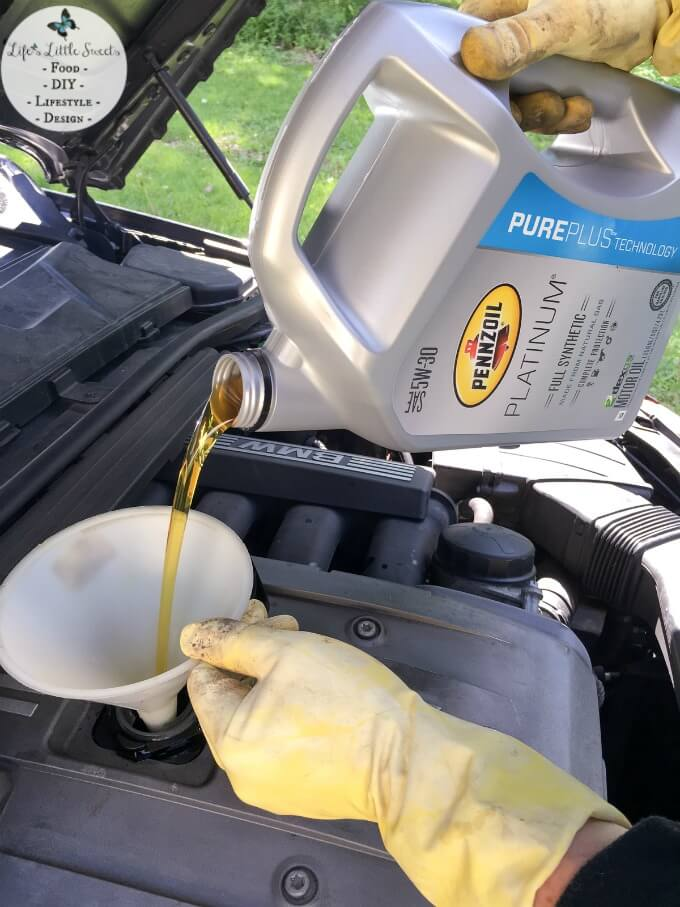Diy Oil Change Save Money By Changing Your Own Car Oil