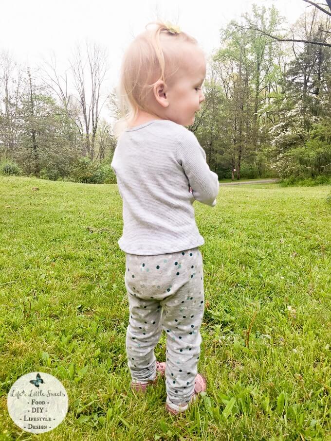 DIY Toddler Shirt & Potty Training Tips with Huggies Pull-Ups