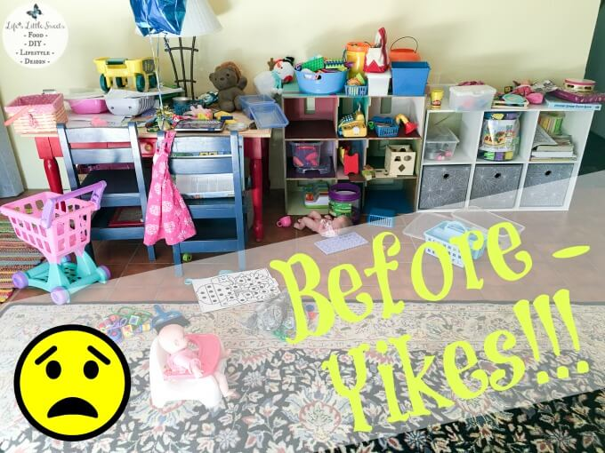 diy diaper basket and toy organization project mylittlemover. Black Bedroom Furniture Sets. Home Design Ideas