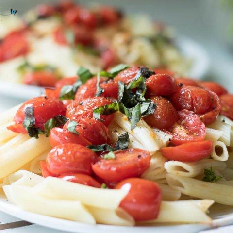 Pan-Fried Tomatoes