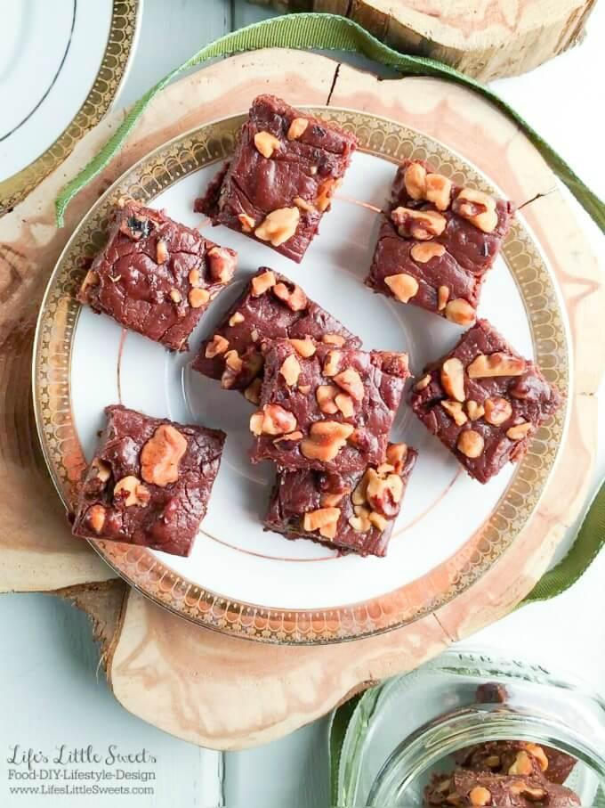 Easy Chocolate Toasted Walnut Fudge Marshmallow