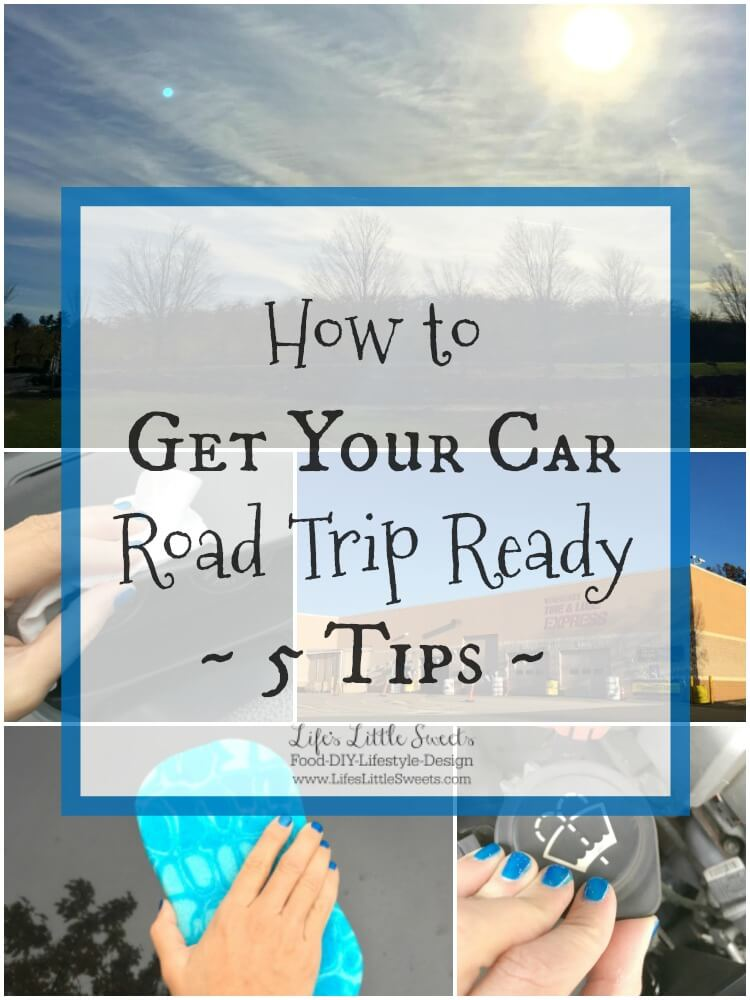 ? Here are 5 Tips on How to Get Your Car Road Trip Ready! Check out how Walmart Automotive Care Center is apart of how I get my car ready to go on a road trip. #ad #FallForPennzoil #CollectiveBias @Walmart @Pennzoil