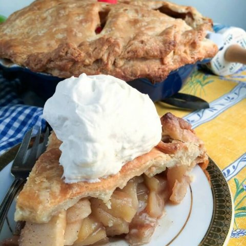 Incredible Homemade Apple Pie