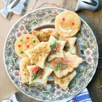 Sand Tart Cookie Recipe