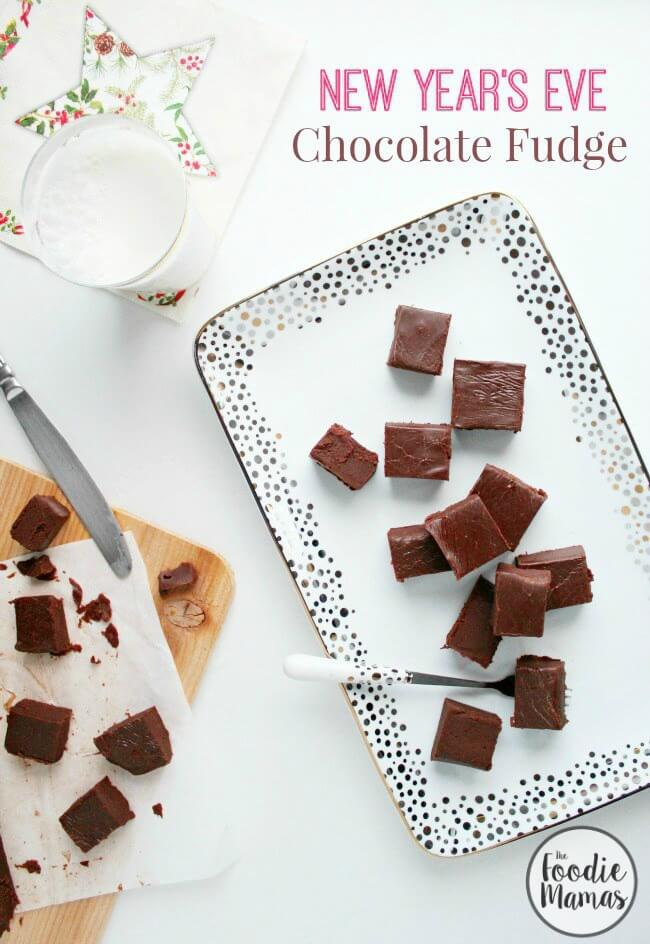 Creamy Chocolate Fudge - Emily Smith | The Best of this Life - 10 Holiday Desserts Recipe Roundup #FoodieMamas
