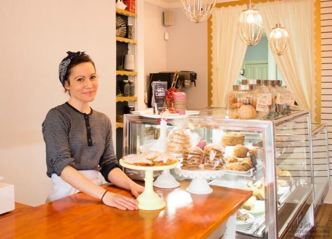 Local Spotlight Factory Girl Bake Shop