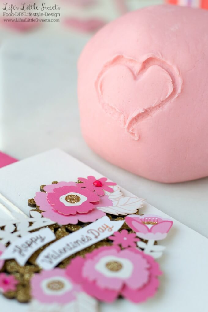 Diy Valentine S Day Playdough Recipe Easy Kids Activity Teacher S