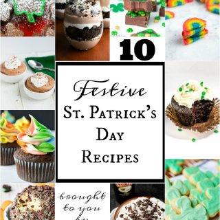 10 Festive St. Patrick's Day Recipes