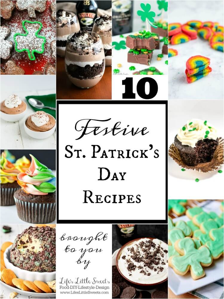 10 Festive St. Patrick's Day Recipes