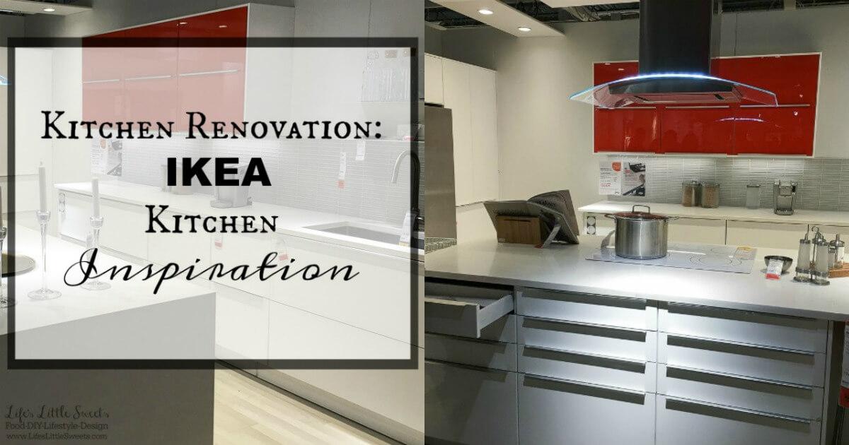 Kitchen renovation ikea kitchen inspiration cabinets for Ikea inspiration