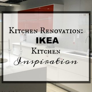 Kitchen Renovation IKEA Kitchen Inspiration