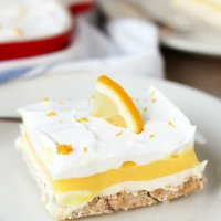 Dreamy Lemon Lush Dessert Recipe