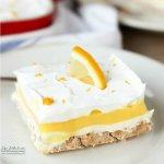 Dreamy Lemon Lush Recipe