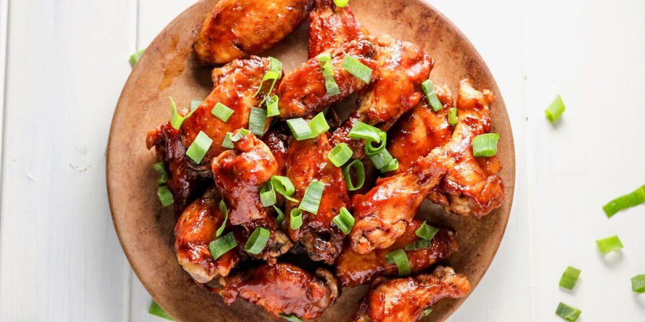 12 Memorial Day Recipes - Ghost Pepper BBQ Wings | Dredge and Drizzle - Here are 12 Memorial Day Recipes, from salads to meat & sandwiches to delicious desserts, these recipes are perfect for Memorial Day weekend or any Summer BBQ gathering. We have recipes from LLS and our recipe contributors! www.lifeslittlesweets.com