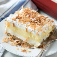 Perfect Coconut Cream Lush Dessert Recipe