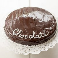 Single-Layer Chocolate Ganache Cake Recipe