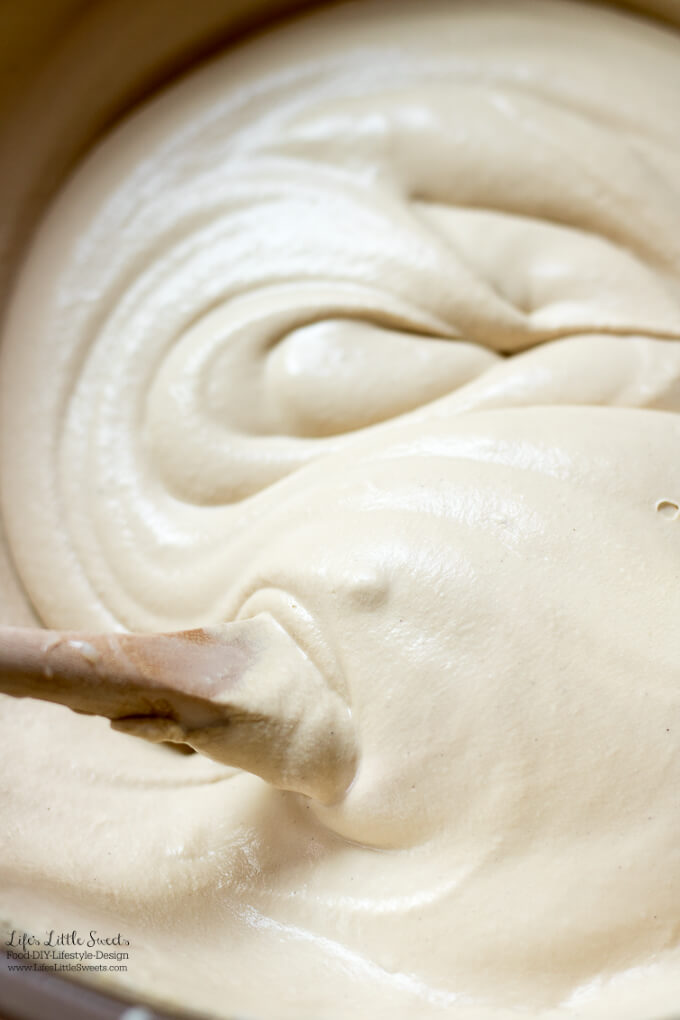 No-Churn Coffee Ice Cream Recipe www.lifeslittlesweets.com