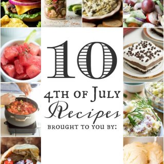 10 4th of July Recipes