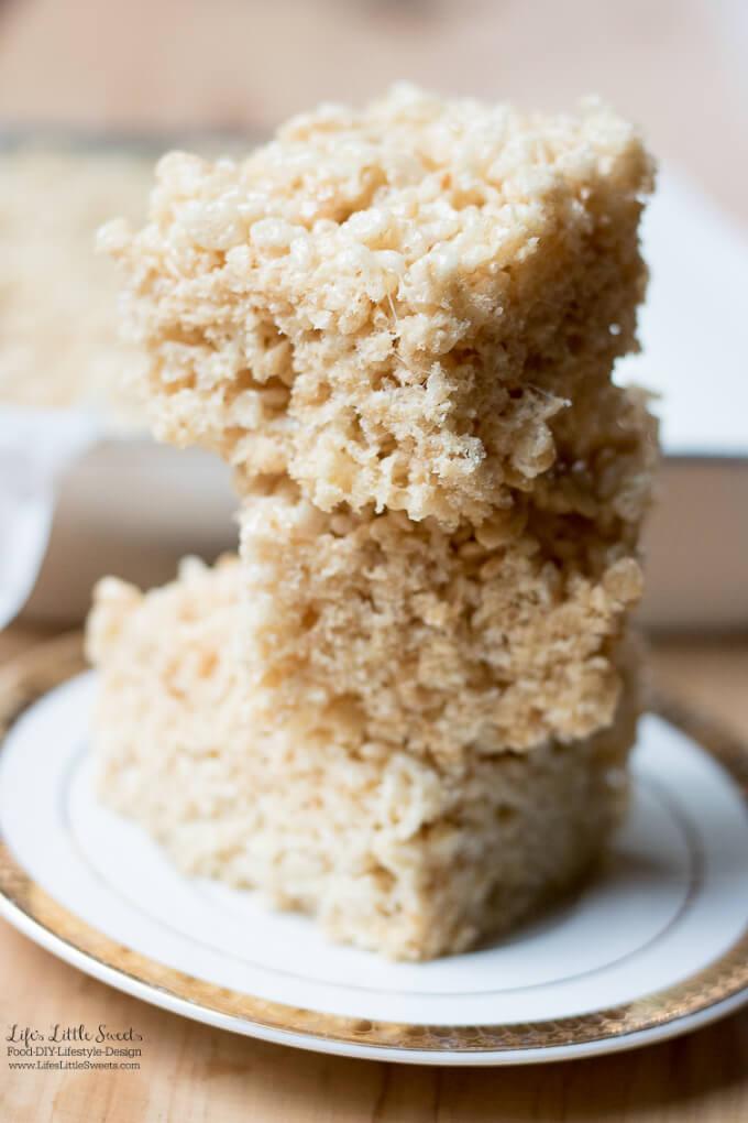 Rice Krispies Treats Recipe