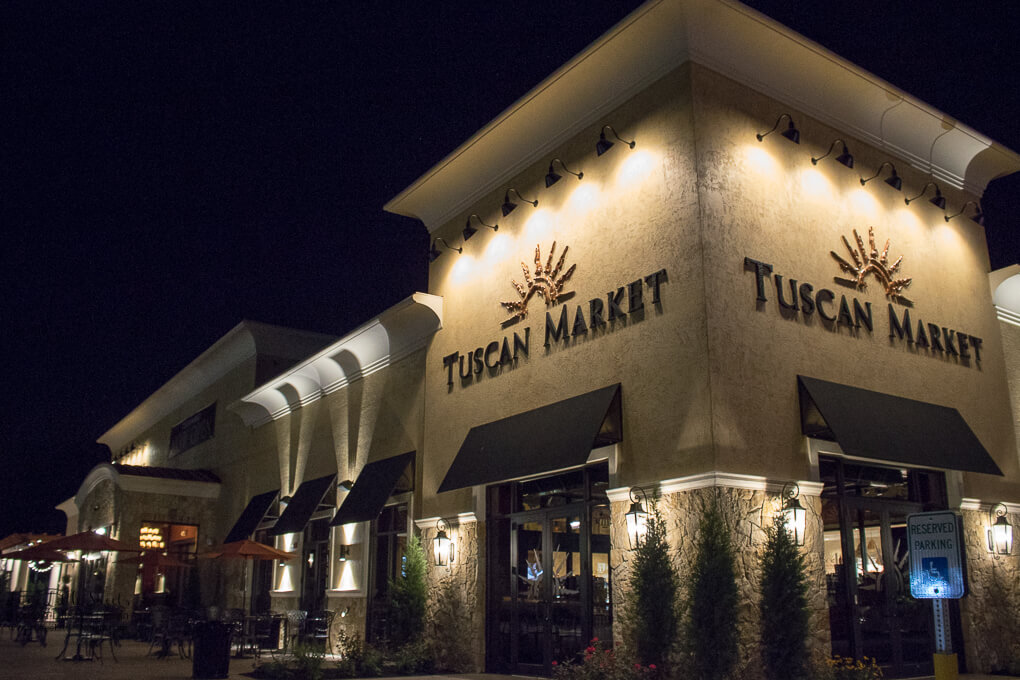 Tuscan Kitchen & Market in Portsmouth, NH: a restaurant review and experience.