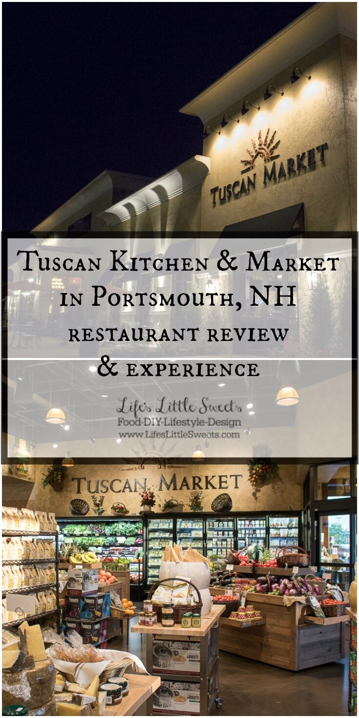 Tuscan Kitchen Market In Portsmouth