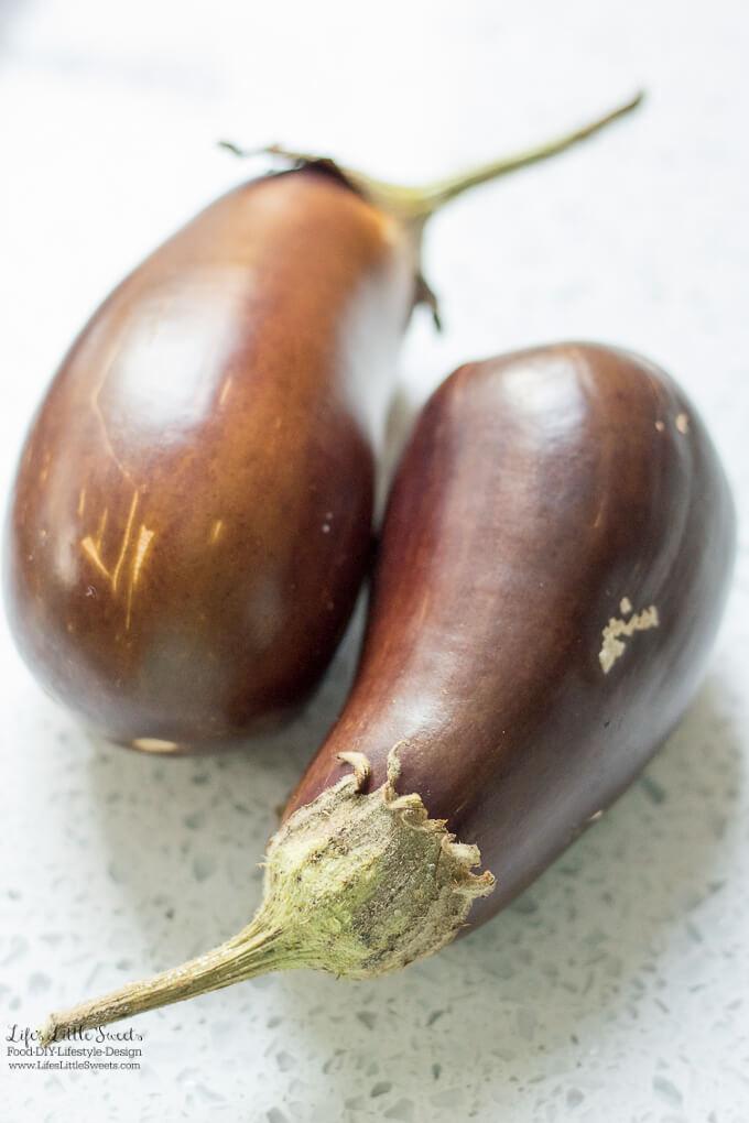 September Garden Update - Eggplant