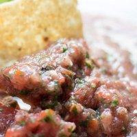 Homemade Garden Fresh Salsa