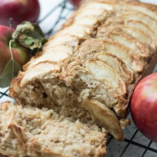 Homemade Apple Quick Bread