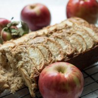 Homemade Apple Quick Bread