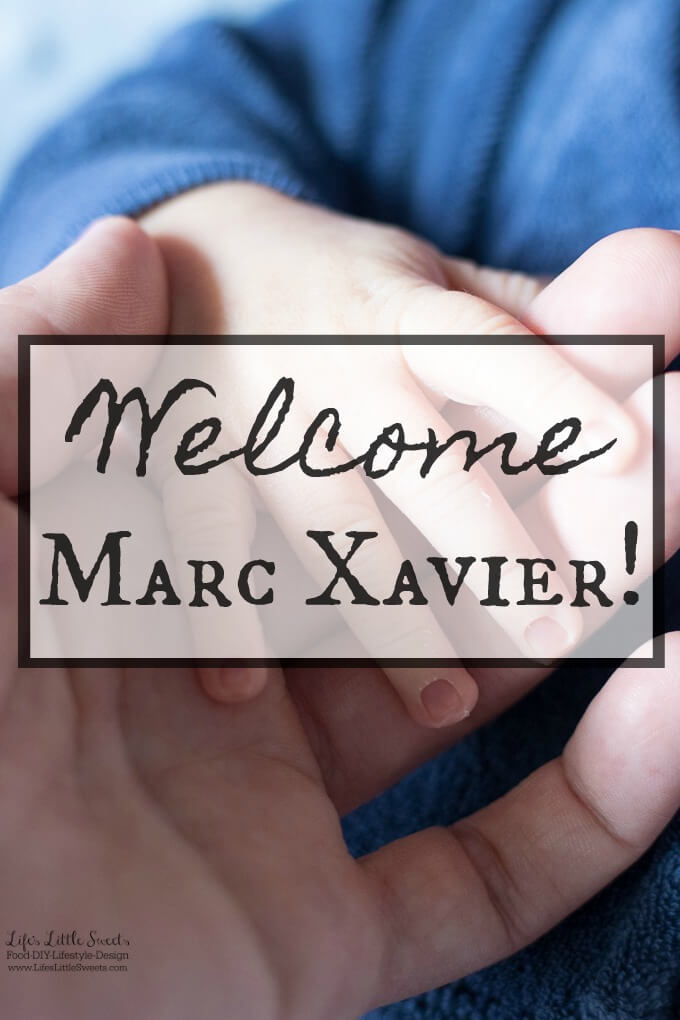 Welcome Marc Xavier