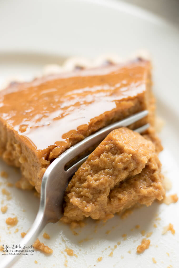 Most Popular Recipes of 2017 - Pumpkin Pie