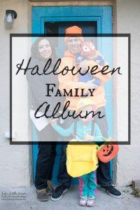 Halloween Family Album