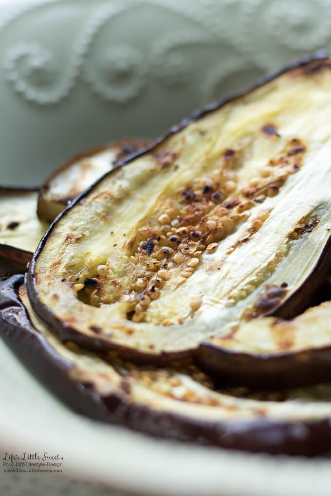 Stove Top Grilled Eggplant