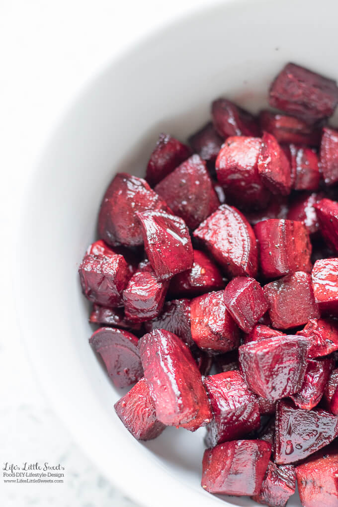Oven Roasted Beets | Thanksgiving Sides Recipes Collection
