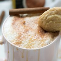 Indulgent Homemade Snickerdoodle Latte